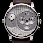 Hodinky Uhr-Kraft Dual Time 54mm 27103-1