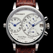 Hodinky Uhr-Kraft Dual Time 45mm  27104-1